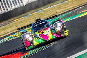 Rebellion Racing - 24h Le Mans 2019 von Richard Kortland