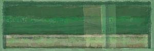 Panorama 'Rothko', Grüntöne