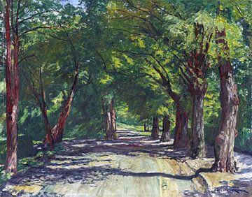 Lindenallee - Philipp Franck, 1938 von Atelier Liesjes