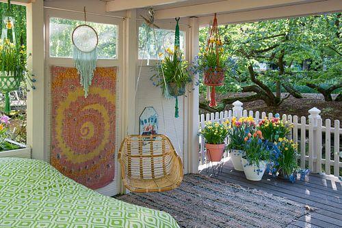 Ibiza Garden in de Keukenhof