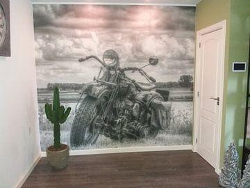 Kundenfoto: Harley Davidson Liberator von Rene Jacobs
