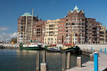 Bataviahaven von Bert Meijerink