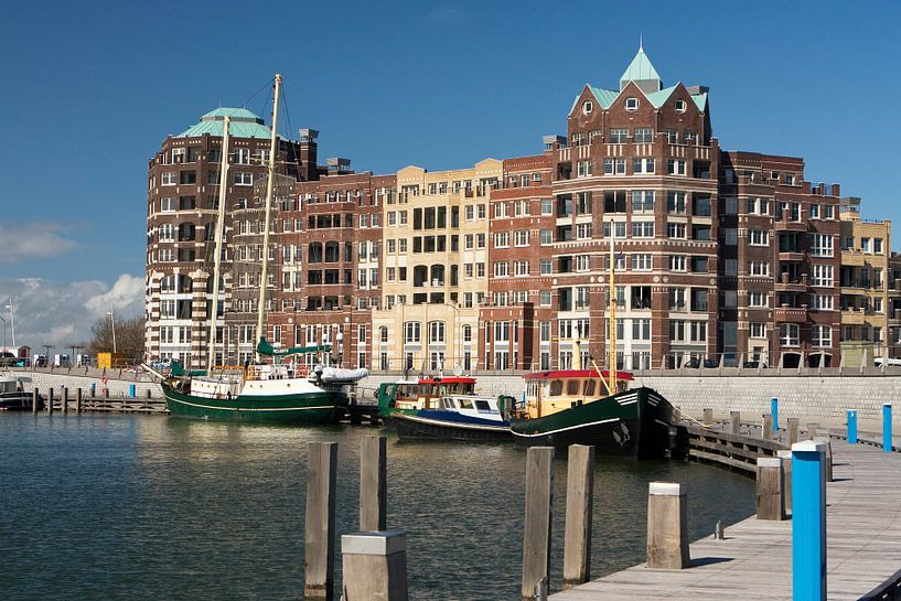 Bataviahaven van Bert Meijerink