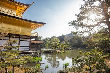 Kinkaku-ji Kioto van Armin Palavra