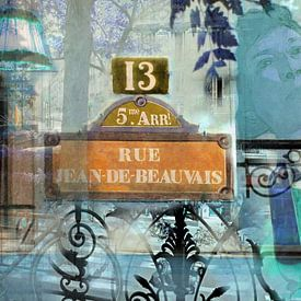 Paris V. Arrondissement von Andrea Fettweis