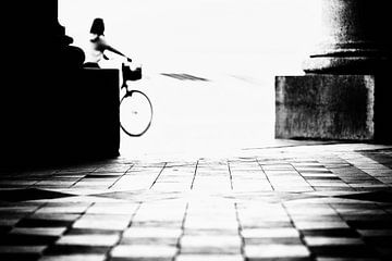 Der Radfahrer von Rik Verslype