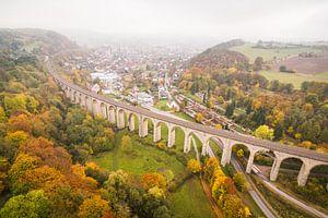 Altenbeken Viaduct Duitsland