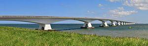 Panorama Zeelandbrug van