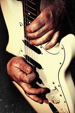 Fascinerend gitaarspel van Abra van Vossen