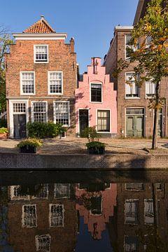 Rosa Haus in Leiden von Charlene van Koesveld