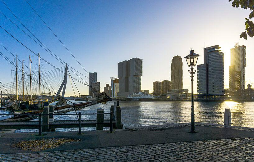 Rotterdam | Skyline en Schepen van Ricardo Bouman