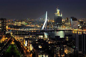 Rotterdam,sky-line. sur Tilly Meijer