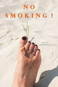 Roken verboden van Reiner Würz / RWFotoArt