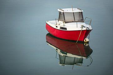 Boot in der Bretagne von Rico Ködder