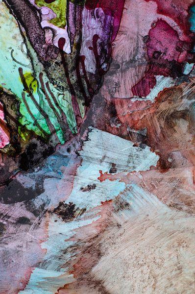 Achtergrond in inkt
