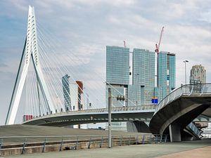 Rotterdam skyline