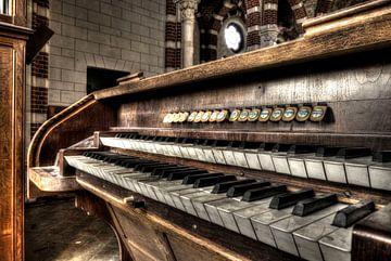 Orgel uit Monastery Mont G van Remco Artz