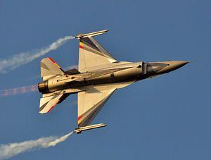 F-16 straaljager