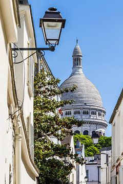 PARIS MONTMARTRE Basilica Sacré-Cœur sur Melanie Viola