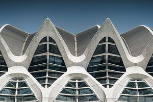 Moderne architectuur van Martijn Kort