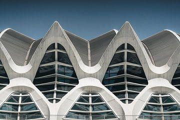 Moderne architectuur sur