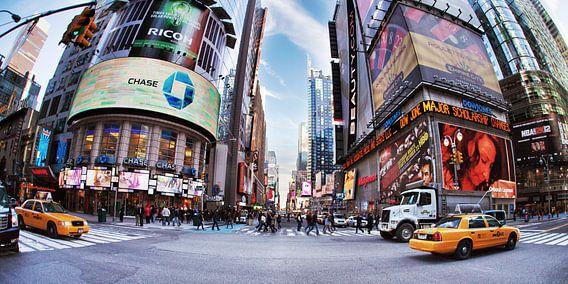 Streets of NYC van Joran Maaswinkel