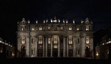 St.Pieter by night  von Richard Driessen