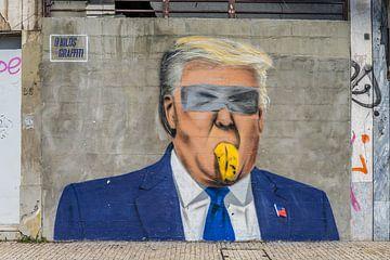 Banana Trump van Stefaan Tanghe