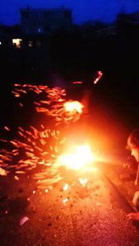 Fire Vuur van Ria De Jonge
