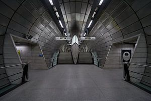 Canary Wharf metrostation