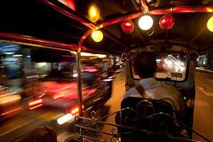 Tuktuk in Bangkok