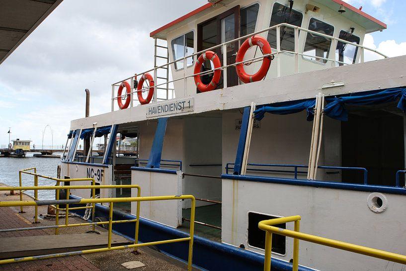 havendienst 1 handelskade willemstad curacao van Frans Versteden