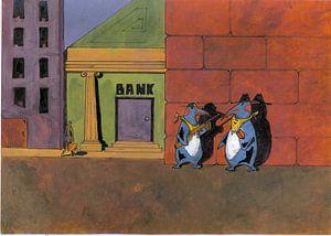 Criminele vogels von Rob Eikenaar
