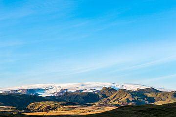 Natuurlandschap IJsland van René Schotanus