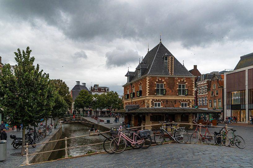 Leeuwarden, Nieuwestad van Ingrid Aanen