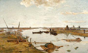 Die Kamperveenderij, die Zwijns-Armee in Grafhorst, Paul Joseph Constantin Gabriël
