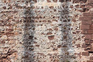 Oude muur von Yvonne van der Meij
