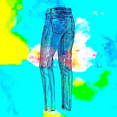 Jeans van
