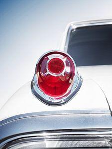 Amerikaanse klassieke auto 1962 Monterey achterlicht