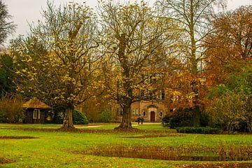 Herfst in de Tuinen Van de Keukenhof van Brian Morgan