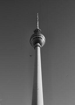 Tour de télévision Berlin sur Iritxu Photography