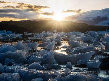 Eiscreme in Island von Roy Poots