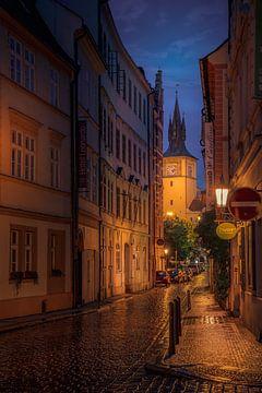 Prague Street 2 von Iman Azizi