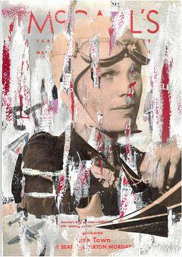 Amelia Earhart von Nora Bland