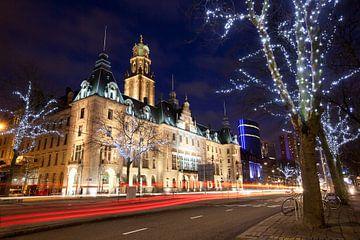Stadhuis Rotterdam van Claire Droppert