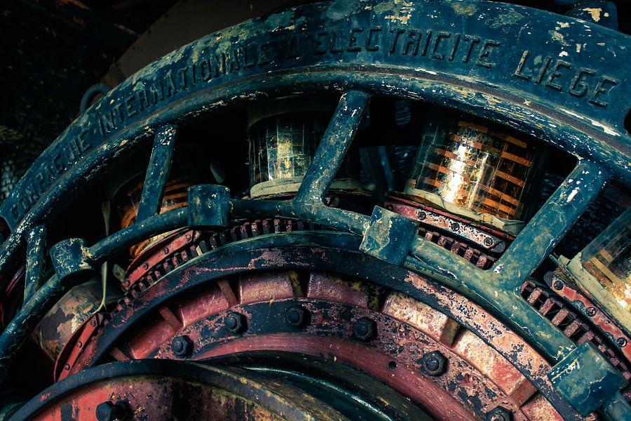 Electric van 3,14 Photography