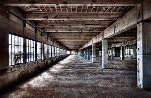 Strijp-S Eindhoven - uniek beeld van voor de renovatie van