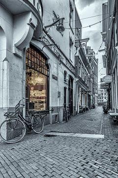 Steegje Amsterdam sur BD Art