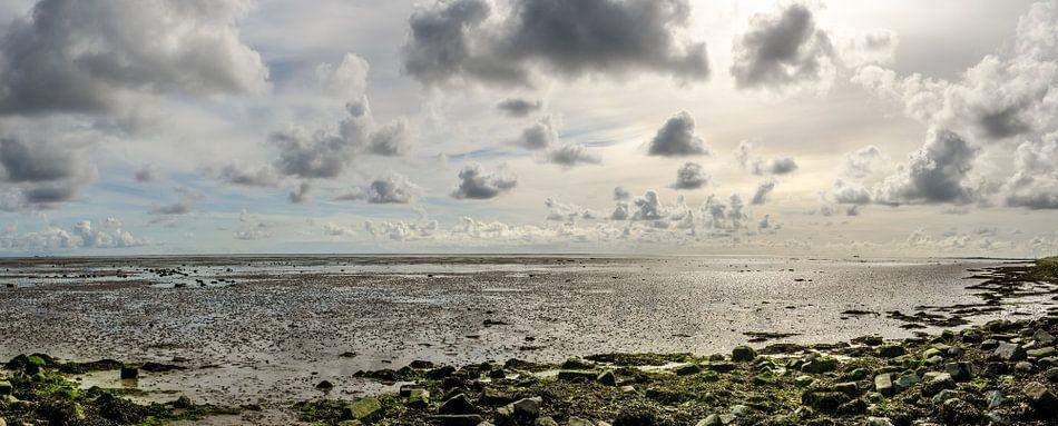Waddenzee op zijn mooist van Marcel Pietersen