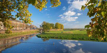Herfst op de Zuidwal von Kneeke .com